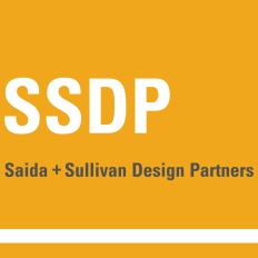 SAIDA AND SULLIVAN DESIGN PARTNERS Logo