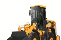 HL740-9A wheel loader from Hyundai