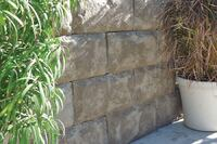 Tie-Cast Systems, Inc. + Concrete Block Finish