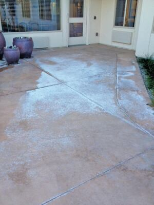 Efflorescence Causes And Solutions Concrete Construction