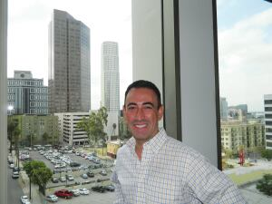 Cristian Ahumada, executive director of Clifford Beers Housing.