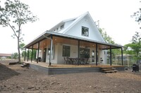 Exterior Details for a Modern Farmhouse