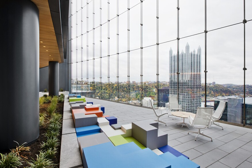 award the tower at pnc plaza architect magazine high