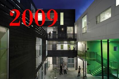 2009 Residential Architect Design Awards