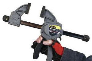 Carpenter-Friendly Clamp