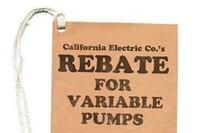 SoCal Utility Increases Pump Rebate