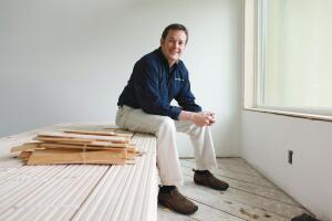 Doug Selby from Ann Arbor, Michigan who's construction company, Meadowlark Builders, has been taping into government incentives in his new construction ventures.