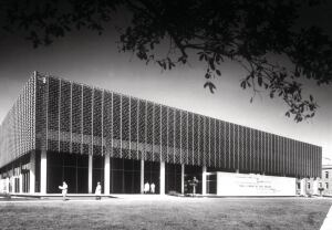 The New Orleans Main Library