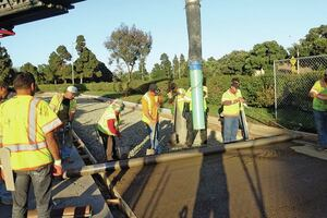 Ventura County eliminates water pollutants with innovation infiltration system