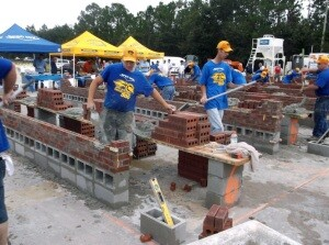 Florida masons competing Sept. 27, in Jacksonville, to go to Las Vegas in 2015.