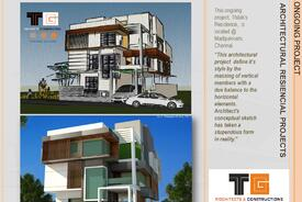 Thilak Residence