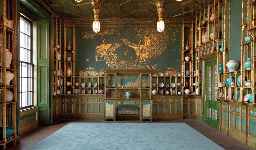 Whistler's Peacock Room