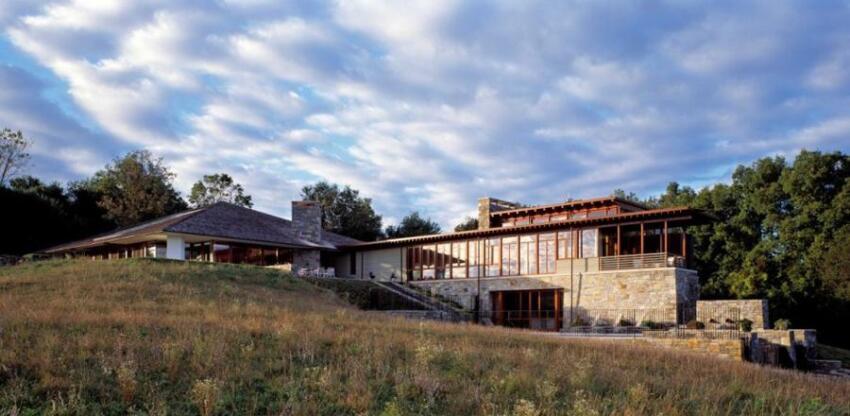 Lookout House by Ike Kligerman Barkley.