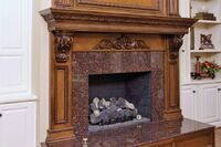 Building a Decorative Mantel