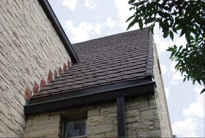 A church re-roof by The Ribble Group has parishioners asking about the product.