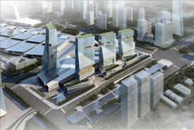 Nanjing International Expo Center - South Expansion