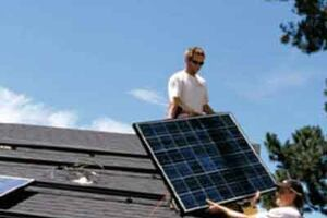 Installing Solar Electric Power