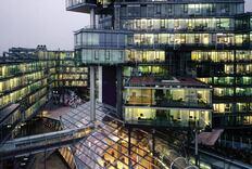 Flashback: Behnisch Architekten's Norddeutsch Landesbank