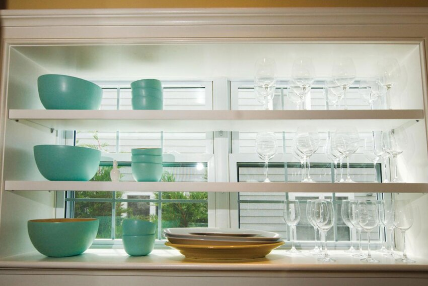 Let's Shelve It: Window Display Shelving