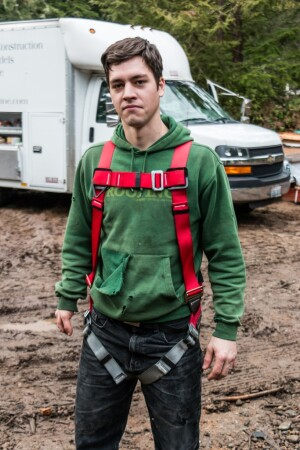Protecta Pro Vest Style Harness