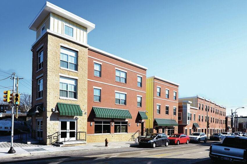 Housing Helps to Revitalize Philadelphia Neighborhood