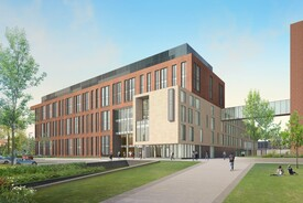 HGA Tapped as Lead Architect for University of Kentucky Research Building Two