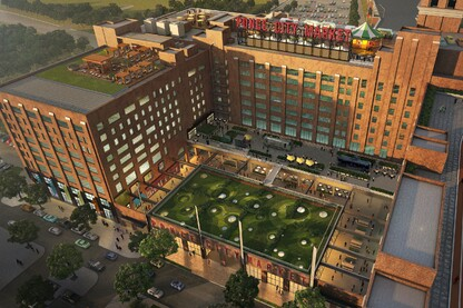 Architecture Firm Stevens & Wilkinson Completes Adaptive Reuse  of the FLATS at Ponce City Market