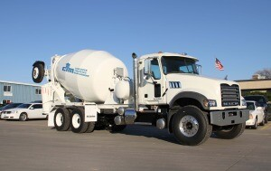 Win a Concrete Mixer Truck