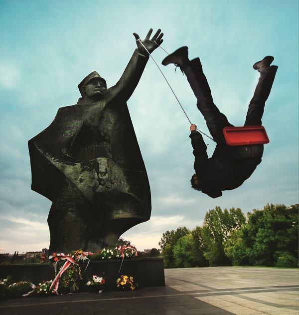 """Swing"" by Kamila Szejnoch"