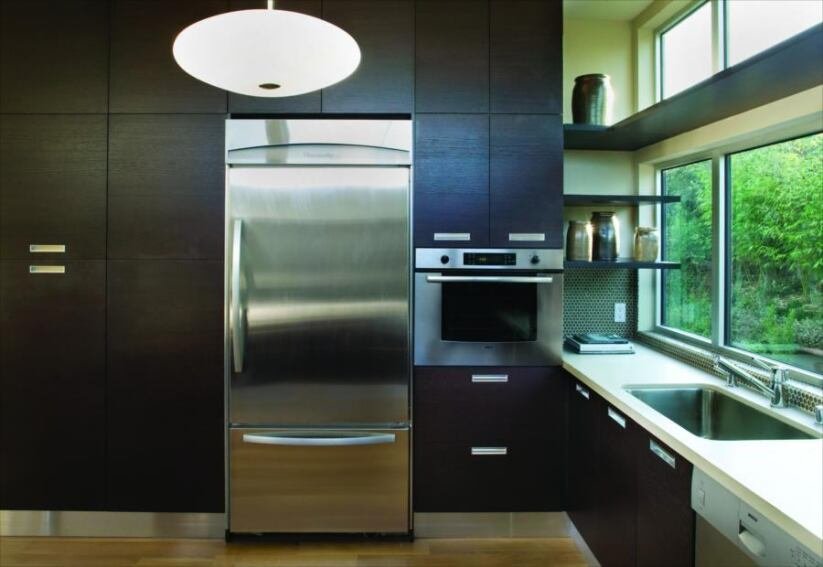 Simplicity Reigns in Builder's 2008 Watermark Kitchen and Bath Awards