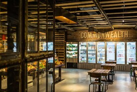 Commonwealth Restaurant and Market