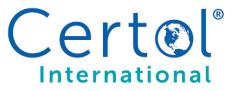 Certol Int'l. Logo