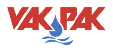 Vak Pak, Inc. Logo