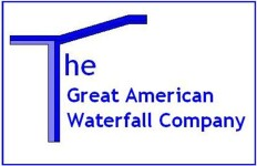 The Great American Waterfall Co. Logo