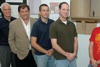Trio Win NCMCA Design Competition