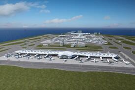 Hong Kong International Airport Midfield Concourse