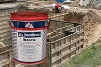 Concrete Form Release Agent