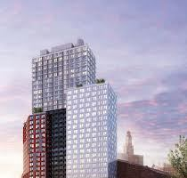 A Modular Tower Grows in Brooklyn