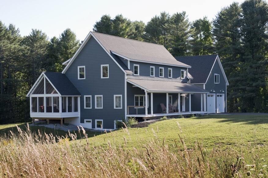 Living the net zero house dream ecobuilding pulse for Building a house in maine