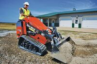 Skid-steers have 70 Attachment Options