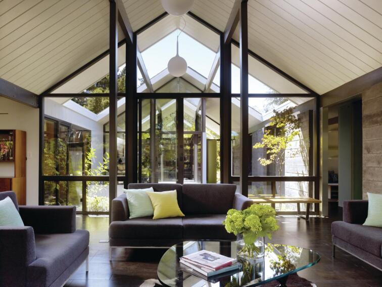 Modernizing a Historic Eichler Home   Remodeling ...