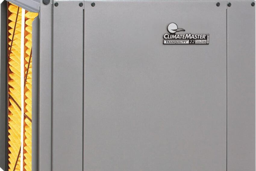 ClimateMaster's Tranquility 22 Digital Series Geothermal System