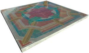 Research is shedding light on taking core samples of decorative slabs.