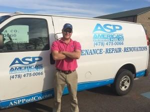 "ASP employee Stephen Wise will become his own boss when he opens his own ASP franchise in Florida, thanks to company's ""franchise scholarship"" program."