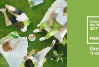 Pantone Unveils Greenery as 2017 Color of the Year