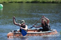 Cal Poly Sails Away with 30th Annual Concrete Canoe Competition