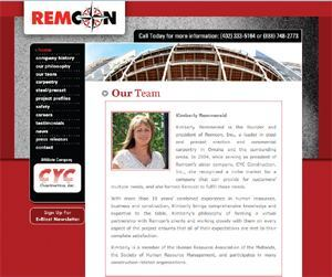 Kimberly Remmereid is president and founder of Remcon Inc.