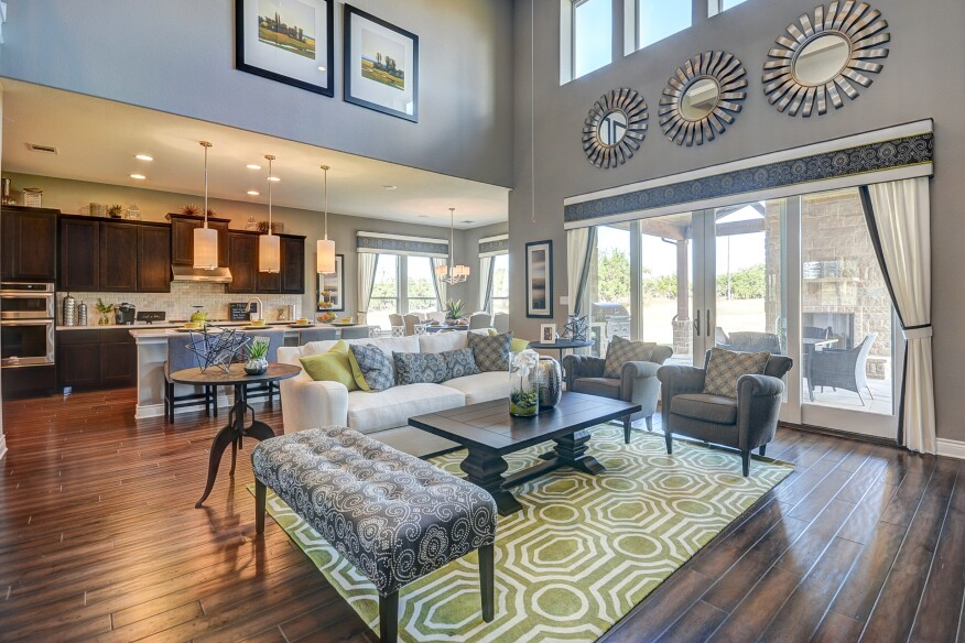 Jimmy Jacobs Homes Expands Its Texas Leed Program