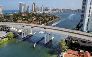 The Miami Beach luxury real estate market has seen a 22 percent price jump in the last quarter.