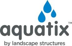 Aquatix by Landscape Structures Logo